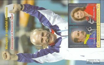 Romania Block594 (complete.issue.) unmounted mint / never hinged 2014 Ambassador