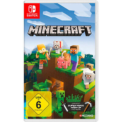 Minecraft: Nintendo Switch Edition - Nintendo Switch