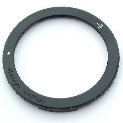 Mamiya RB67 / RZ67 Eye Correction Lens -3.0 Dioptre for WLF, near mint condition