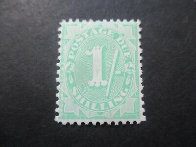 NSW Stamps: Postage Dues 1908 -09 - Rare Mint  (d164)