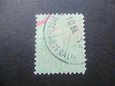 NSW Stamps: Postage Dues 1908 -09 - Rare used  (d165)