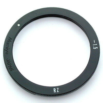 Mamiya RB67 / RZ67 Eye Correction Lens -1.5 Dioptre for WLF, near mint condition