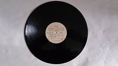 "ABC The Night You Murdered Love 12"" UK ""Town House"" acetate NTXDJ112 3-track"