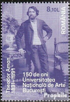 Romania 6819 (complete.issue.) unmounted mint / never hinged 2014 kunsthochschul