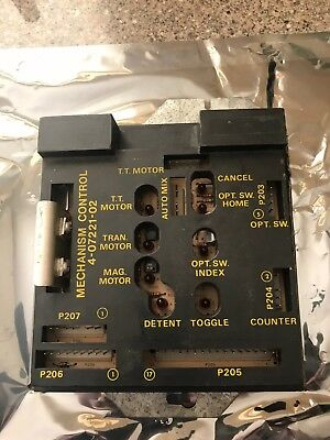 Rowe Ami Jukebox - Mechanism Control Board - For RI3, RI5, R85-87