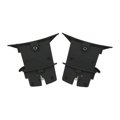 NEW BabyStyle Oyster Carry Cot/Seat Height Increaser Adapters (Black)