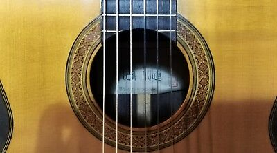 1965 Japanese Hand Made Classical Guitar Shinano (w/ sound clip) (FREE COURIER)