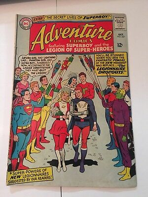 Adventure Comics #337 (Oct 1965, DC)