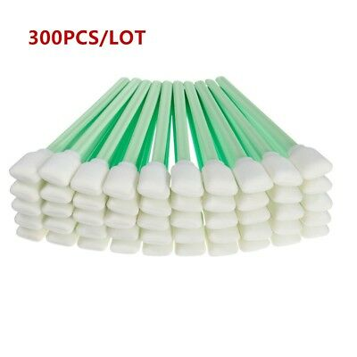 Sponge Tip Cleaning Swabs for Printer Roland Mutoh Mimaki Cleaning Stick 300pcs