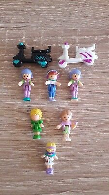 polly pocket mini figuren