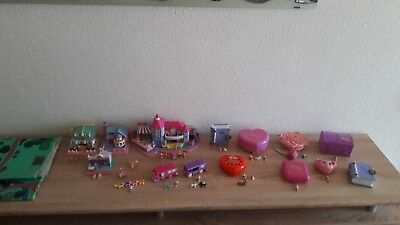 Polly Pocket mini Sammlung