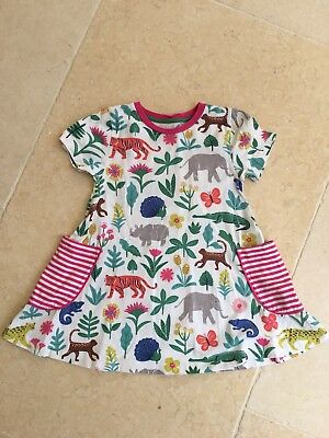 Mini Boden Girls 6-7 Tunic/dress