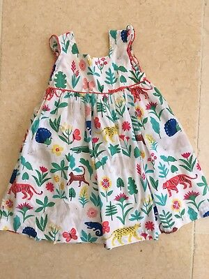 Mini Boden Girls Dress Age 6-7 Immaculate