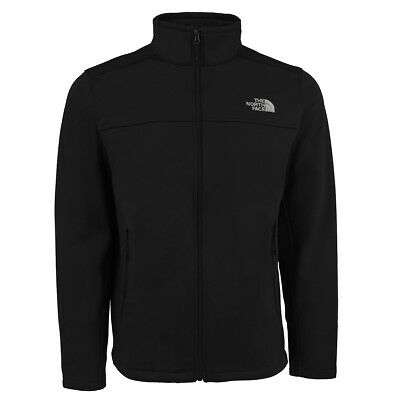 The North Face Men's Apex Canyonwall Jacket TNF Black L