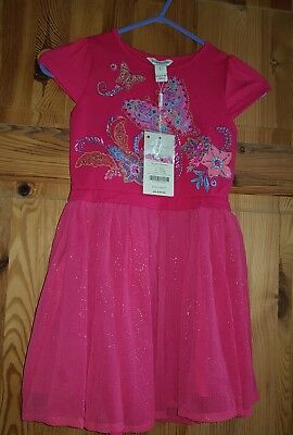 Monsoon Girls Dress Age 3/4 New