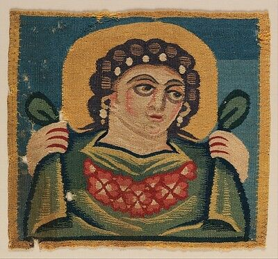 """:Tabula with the Head of Spring 5th–7th century-16x12""""(A3) Poster"""