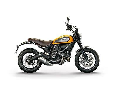 Ducati Scrambler Classic, Now Reduced, Save £1100, Available From Stock!