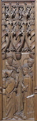 ":Panel with Christ Shown to the People early 16th century-16x12""(A3) Poster"