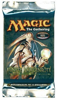 Magic the Gathering MTG Fünfte Morgenröte Booster OVP ungeöffnet