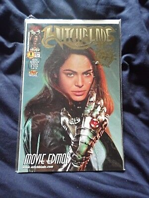 Witchblade #1 Dynamic Forces Exclusive Gold Foil