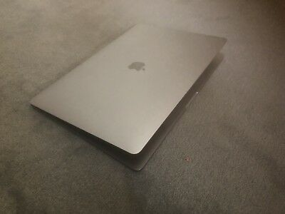 "Apple MacBook Pro 15"" Laptop mit Touchbar und Touch ID , 256GB - MPTR2D/A -..."