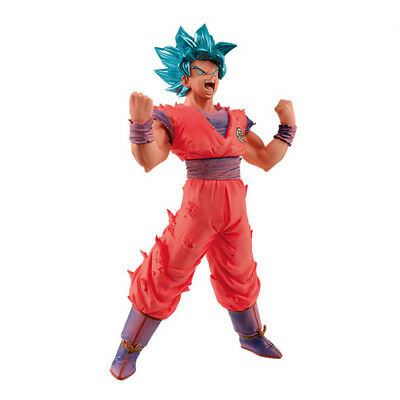 DRAGON BALL - Blood of Saiyans Goku Super Saiyan God Kaioken Figure Banpresto