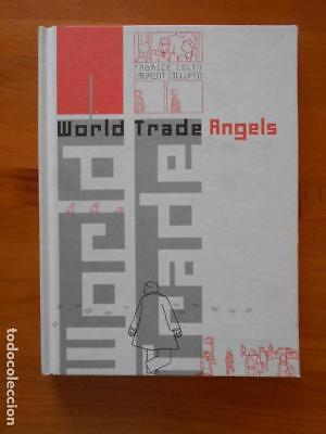 World Trade Angels - Fabrice Colin - Laurent Cilluffo - Sins Entido (Bk)