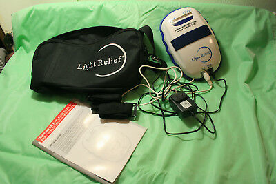 Light Relief LR150 Infrared with Heat Joint Muscle Pain Reliever Therapy Device