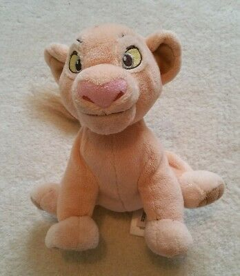 Nala Lion from Disney The Lion King Soft Cuddly Toy