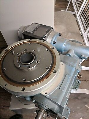 Camco 601RDM4H24-330 4 Position / Stop Rotary Indexer 330 Degree Index