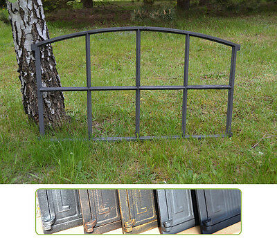 915 x 540mm BIG New Antique Cast Iron Window Frame - 6 Colors ! - KK102