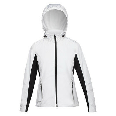 Nivo Women's Waterproof Jacket White XL