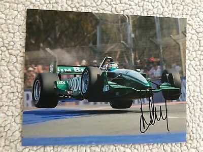 Dennis Vitolo Indy 500 Signed 8 X 10 Photo  Autographed Indianapolis