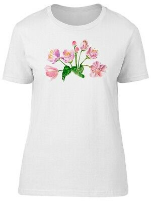 Flowers Of Fruit Trees Art Men's Tee -Image by Shutterstock