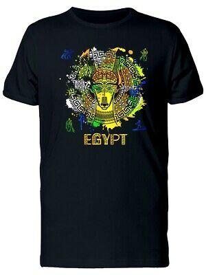 Egypt With Paint Splashes Men's Tee -Image by Shutterstock