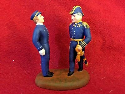Ready for Duty Queens Port Dept 56 Dickens Village Accessory 58579 Christmas