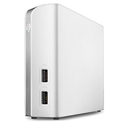Seagate Backup Plus Hub for Mac 4TB External Drive-STEM4000400 With 60 days Adob