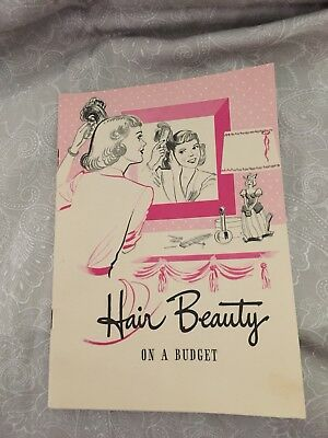 Vintage Hairstyling Guide The Toni Company 1940s 1950s