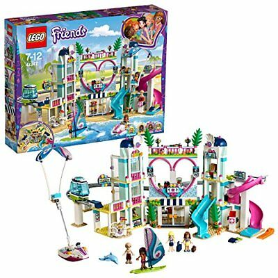 Lego Friends Il Resort di Heartlake City, 41347 (s8a)