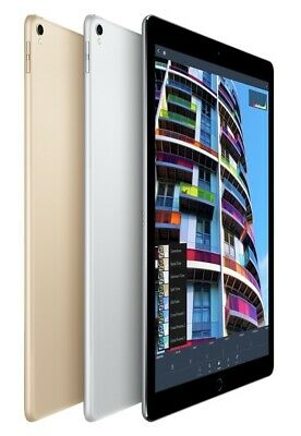 Apple iPad Pro 2nd Gen 12.9 Inch iOS Wi-Fi Tablet - Choice of Colour and Storage