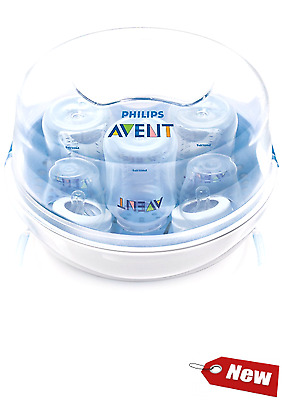 Philips AVENT Electric Steam Sterilizer 3-in-1 -- New Fun Gift!
