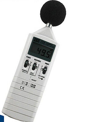 TES-1350A Sound Level Meter,Noise Tester(35-130DB) !!NEW!! TES1350A