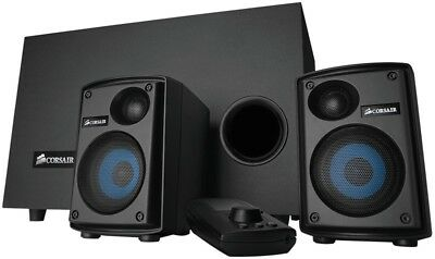 Corsair Gaming Audio Series™ SP2500 High-power 2.1 PC Speaker System