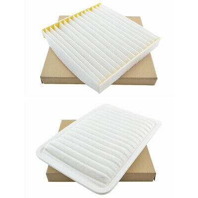 For 07-16 Toyota Camry 09-16 Venza 4Cyl Combo Set Engine & Cabin Air Filter