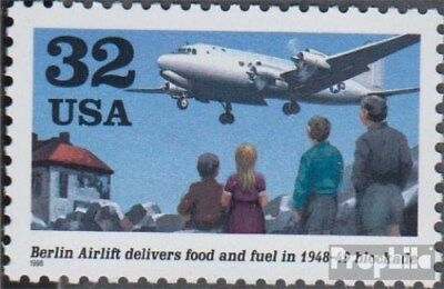 U.S. 2978 (complete.issue.) unmounted mint / never hinged 1998 Berlin Airlift