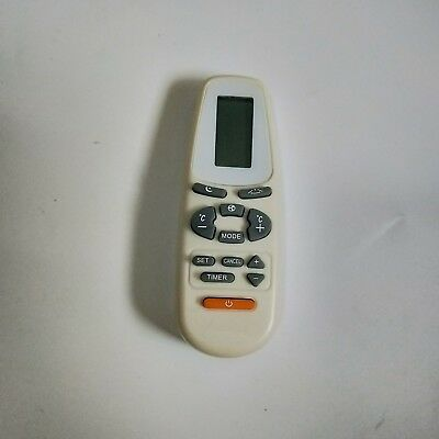 Remote Control For AUX Air Conditioner Air Con YK(R)-C/01E