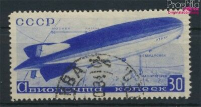 Soviet Union 487Y fine used / cancelled 1934 Airships (9172769