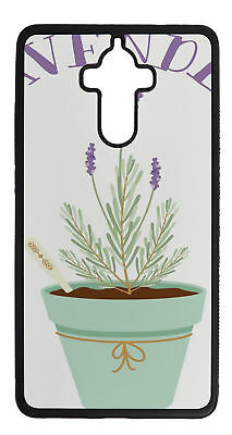 Phone Cover Case suitable for Huawei Mate 9 Flower  Lavender