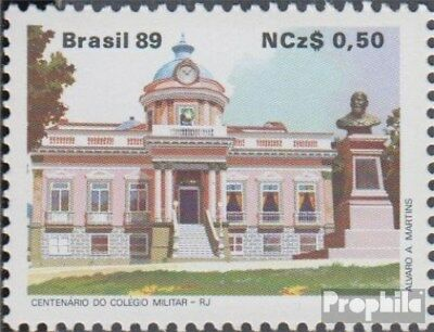 Brazil 2298 (complete.issue.) unmounted mint / never hinged 1989 Military School