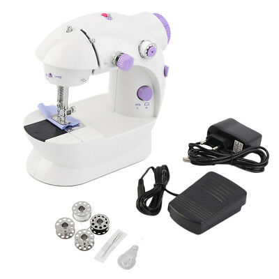 Multifunction Electric Mini Sewing Machine Household Desktop With LED RF